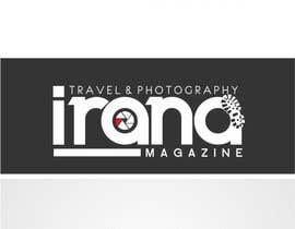 #15 cho Irana Magazine Logo bởi paijoesuper