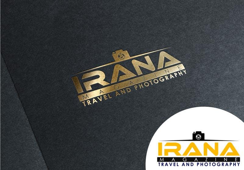 Inscrição nº 39 do Concurso para Irana Magazine Logo