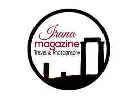 #8 para Irana Magazine Logo por ancadc
