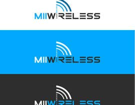 #17 untuk Design a Logo for a wireless project oleh nomib