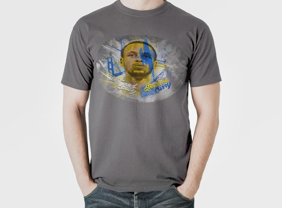 Penyertaan Peraduan #13 untuk Stephen Curry NBA/Spice for making food creative design