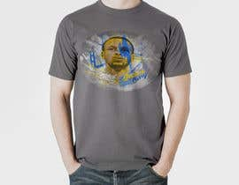 #13 untuk Stephen Curry NBA/Spice for making food creative design oleh andrei215