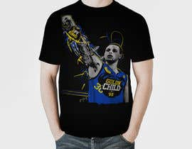 andrei215 tarafından Stephen Curry NBA/Spice for making food creative design için no 15