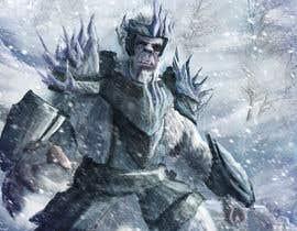 FuseaAlexandru tarafından Create a Yeti Monster wearing Ice Armor için no 5