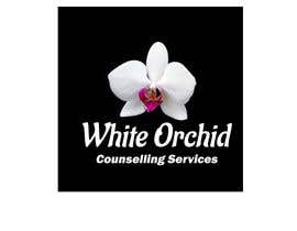#7 para Design a Logo for White Orchid Counselling por curious6