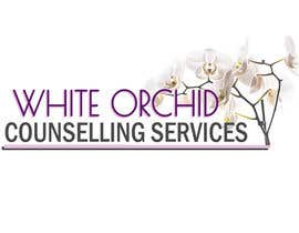#11 para Design a Logo for White Orchid Counselling por ancadc