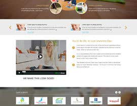 #1 para JDI: Design a Website Mock-up for a Home Service Company por webidea12