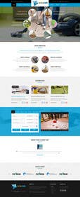 #33 untuk JDI: Design a Website Mock-up for a Home Service Company oleh kreativeminds