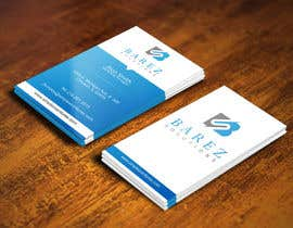 Nro 75 kilpailuun Design some Stationery for Barez Solutions. käyttäjältä gohardecent