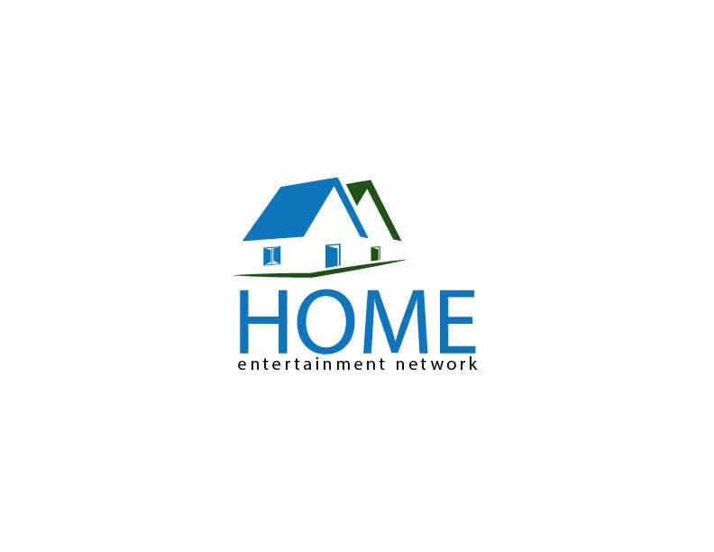 Entry #23 by sajidagd for Home Entertainment Network Logo Design ...