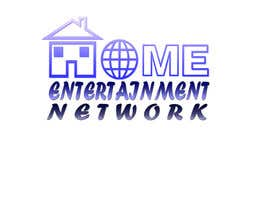 #18 untuk Home Entertainment Network Logo Design oleh aakriti22
