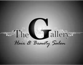 #31 for Design a Logo for The Gallery Hair Salon af Sindy1991
