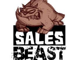GeorgeMiho tarafından Design a Logo for new website: SalesBeast için no 98