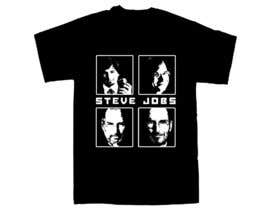 #39 for T-shirt Design for IndoPotLuck - Steve Jobs Tribute af Anmech