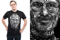 Graphic Design Entri Peraduan #9 for T-shirt Design for IndoPotLuck - Steve Jobs Tribute