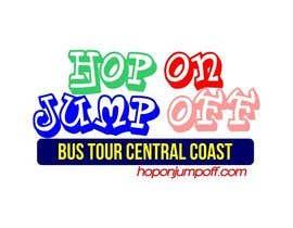 #3 untuk Design a Logo Hoponjumpoff.com oleh mateudjumhari