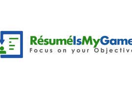 #152 cho Design a Logo for ResumeIsMyGame bởi commharm