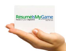 #222 cho Design a Logo for ResumeIsMyGame bởi pedroteles