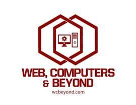 F4MEDIA tarafından Design a Logo for Web, Computers & Beyond için no 6