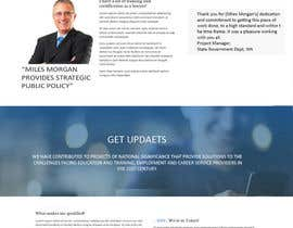 #18 untuk Design website mockup for an insurance broking company oleh lassoarts