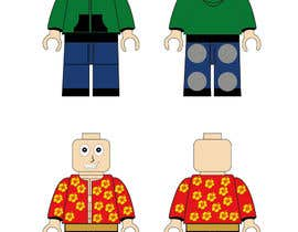#2 untuk Make your LEGO Minifigures Design comes REAL oleh heberomay