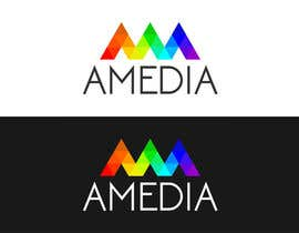 #281 for Design a Logo for Amedia by mmpi