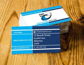 #48 untuk Design a letterhead and business cards for an installation company oleh ReallyCreative