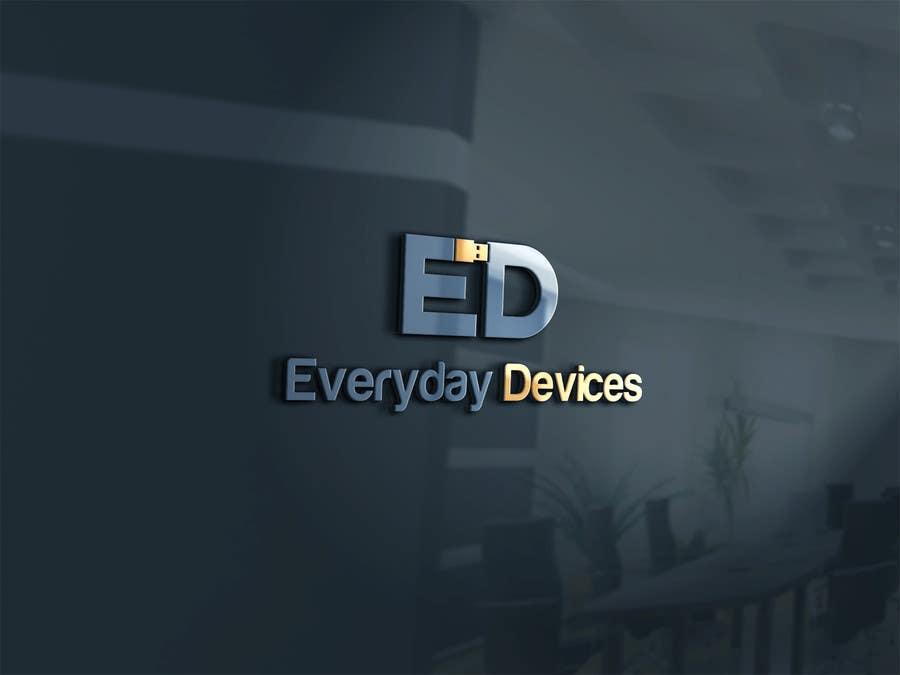 Penyertaan Peraduan #32 untuk Develop a Corporate Identity for Everyday Devices