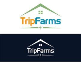 Nro 27 kilpailuun Design a Logo for Tripfarms käyttäjältä dustu33