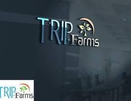 Nro 11 kilpailuun Design a Logo for Tripfarms käyttäjältä infosouhayl