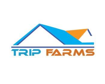 Nro 44 kilpailuun Design a Logo for Tripfarms käyttäjältä sheraz00099