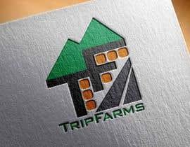 Nro 29 kilpailuun Design a Logo for Tripfarms käyttäjältä stareetika