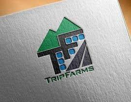 Nro 30 kilpailuun Design a Logo for Tripfarms käyttäjältä stareetika