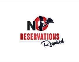 "#25 untuk Design a Logo for ""No Reservations Required"" oleh gorankasuba"
