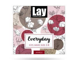 #4 untuk Create Print and Packaging Designs for Lay 3 Pair Pack oleh gabren