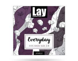 #5 untuk Create Print and Packaging Designs for Lay 3 Pair Pack oleh gabren