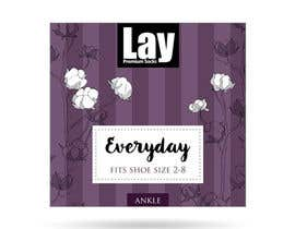 #7 untuk Create Print and Packaging Designs for Lay 3 Pair Pack oleh gabren