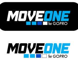 #16 for Projetar um Logo - MOVE ONE For GoPro. Be a HERO. by diegocatto