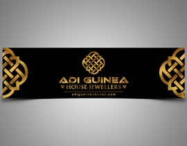 #29 untuk Design a outdoor sign board for a gold jwellery shop oleh ArtisticLab