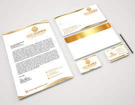 #63 for Develop a Corporate Identity for A gold jewelry shop by dpk2877