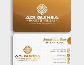 #46 for Develop a Corporate Identity for A gold jewelry shop by anibaf11