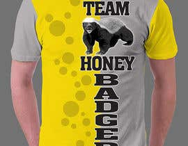#56 para Design a T-Shirt for a Sports Team por antaresart26