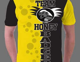 #59 para Design a T-Shirt for a Sports Team por antaresart26