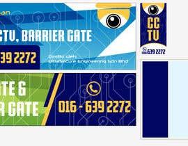 #11 for Design for Signboard af jonapottger