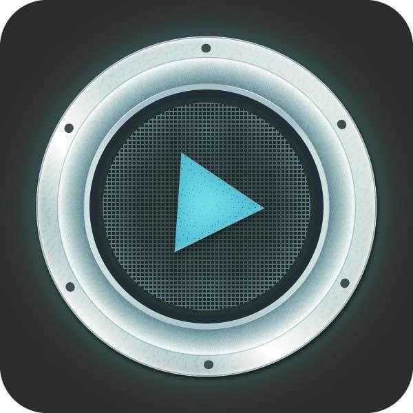 Kilpailutyö #43 kilpailussa Design a Logo for a Music Player app