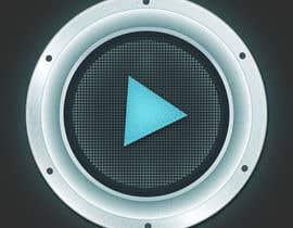 Nro 43 kilpailuun Design a Logo for a Music Player app käyttäjältä mchamber