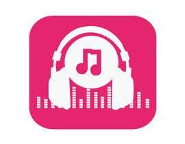Nro 17 kilpailuun Design a Logo for a Music Player app käyttäjältä saif95