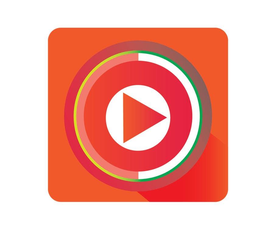 Kilpailutyö #37 kilpailussa Design a Logo for a Music Player app