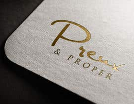 #42 cho Develop a Corporate Identity for Preux & Proper bởi BlackWhite13