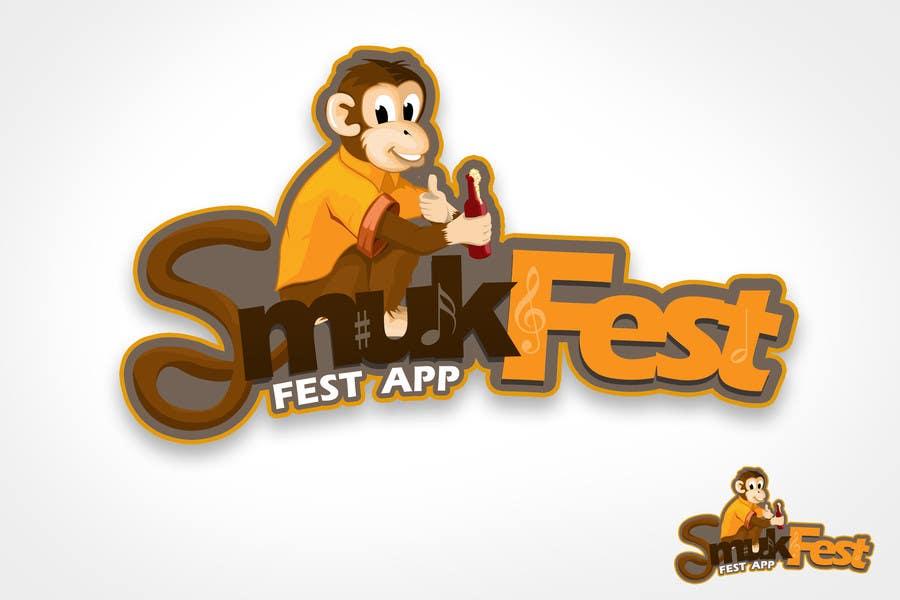 #41 for Design a Logo for party/festival app by rogeliobello